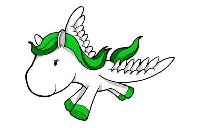 Django pony